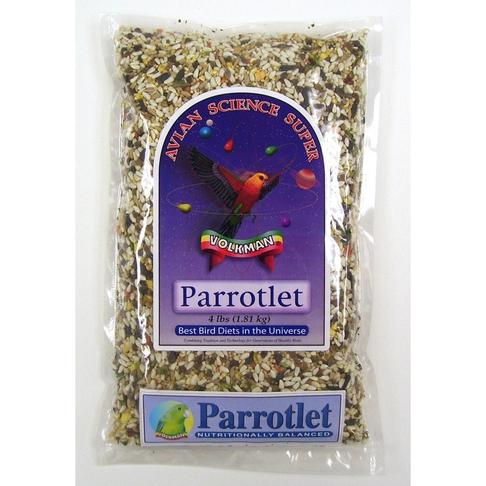 Volkman Seed Factory Avian Science PARROTLET - /4#
