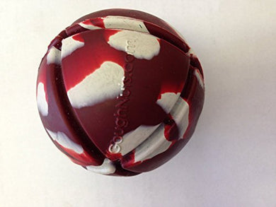 Goughnuts - Interactive Chew Toy for Dogs - Ball Red