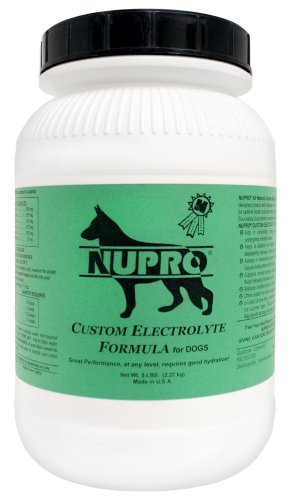 Nupro Electrolytes for Dogs 5Lb