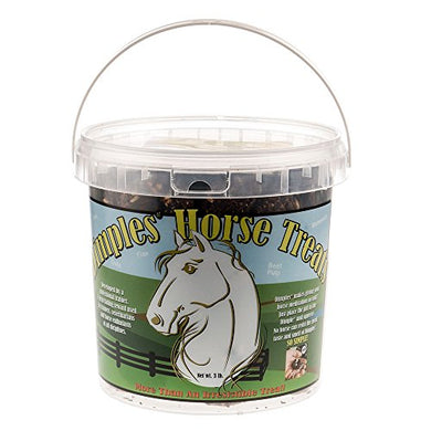 Dimples Horse Treats with Pill Pocket 3 LB