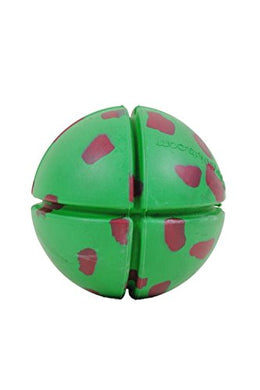 Goughnuts - Interactive Chew Toy for Dogs - Ball Green