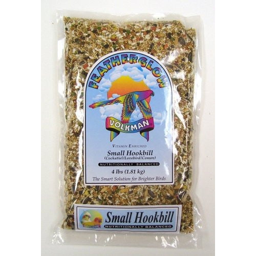 Volkman Seed Factory Featherglow SMALL  HOOKBILL - /4#