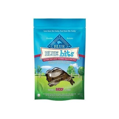 Blue Buffalo Blue Bits Beef Dog Training Treats, 8 oz. 2 PACK