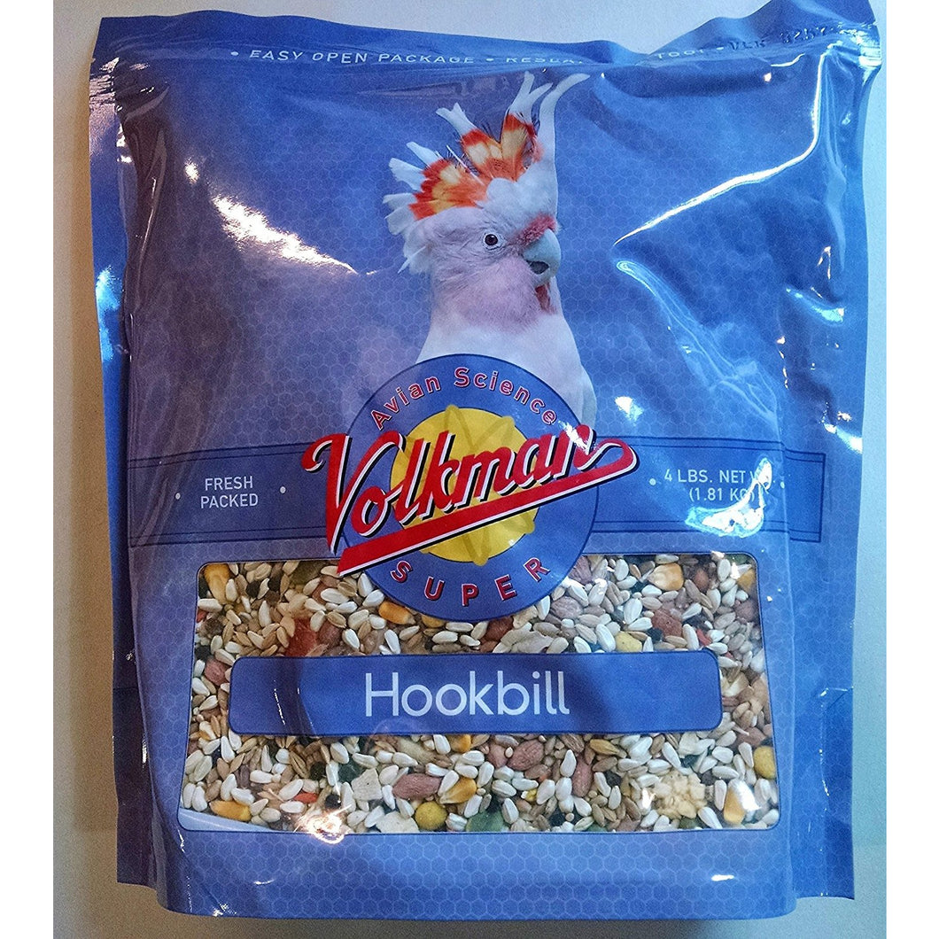 Volkman Seed Factory Avian Science HOOKBILL - /4#