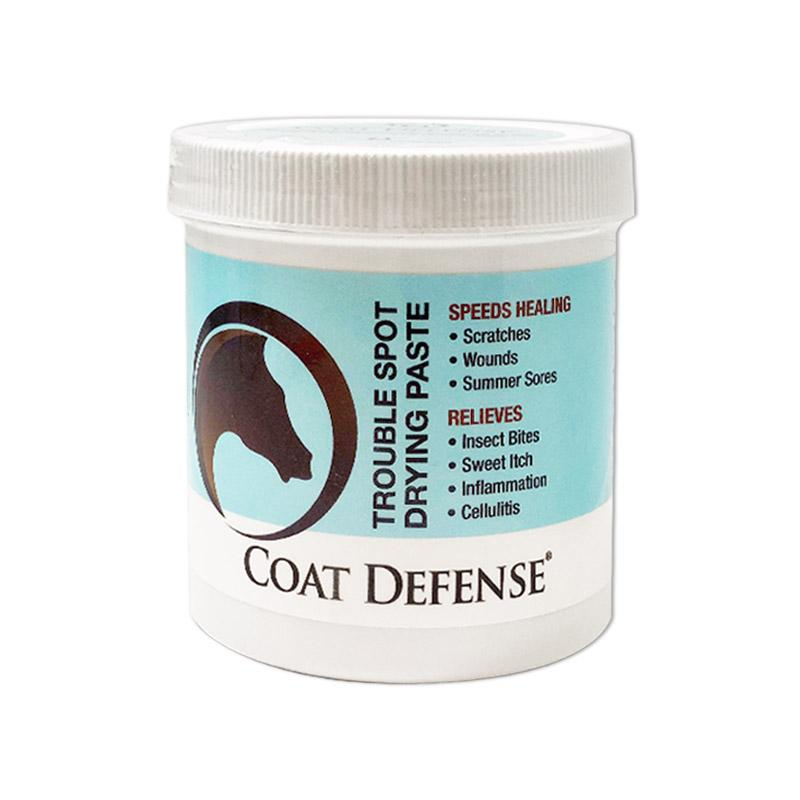 Coat Defense 793597086501 Trouble Spot Drying Paste, 24 oz