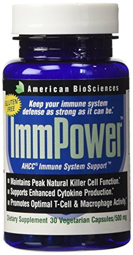 American BioSciences ImmPower, Enhanced Immune Support, Natural Killer Cell Activity & Cytokine Production 2 PACK