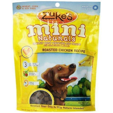 ZUKE MINI NATURAL CHICKEN DOG TREAT 16Z (2 PACK)