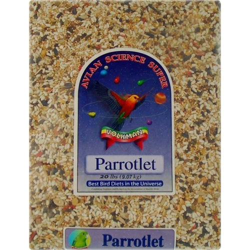 Volkman Seed Factory Avian Science PARROTLET - 20#