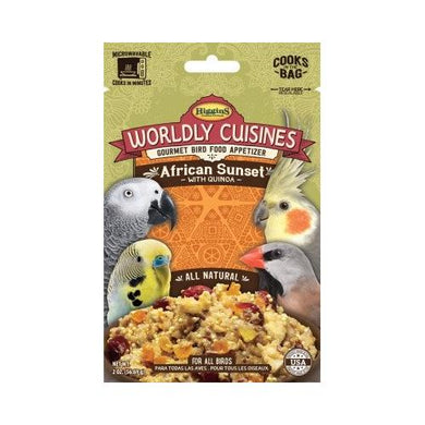 Higgins Worldy Cuisines African Sunset - 2 Ounce