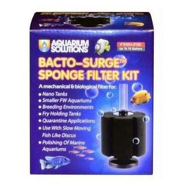 Hikari BACTO-SURGE HIGH DENSITY FOAM FILTER