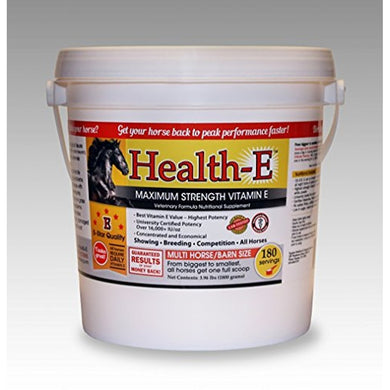 Health-E Nutritional Supplement - 180 Serving