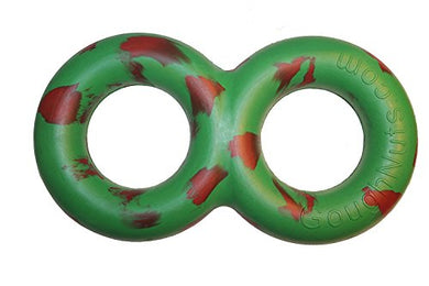 Goughnuts - Interactive Dog Toy - TuG Original Green