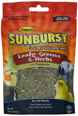 Higgins Sunburst Leafy Greens and Herbs 1 Ounce.