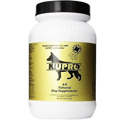 Nupro Original All Natural Dog Supplement 5 pound
