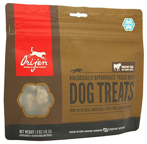 Orijen Angus Beef Freeze-dried Treats 1.5 Oz