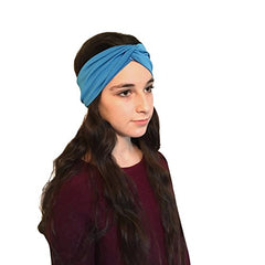 CoverYourHair Headbands for Women -12 Pack - Headwraps for Women - Turban Headbands - Hair Bands for Girls - Hair Accessories