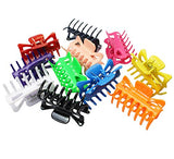 CoverYourHair Jaw Clips - Large Hair Clip - Claw Hair Clips -10 Assorted Clips by
