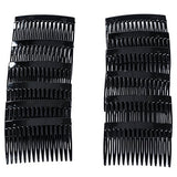 3 Inch Plastic Hair Combs - Basic 3 Inch Plastic Hair Combs