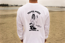 Trader Mort's Classic White Long Sleeve