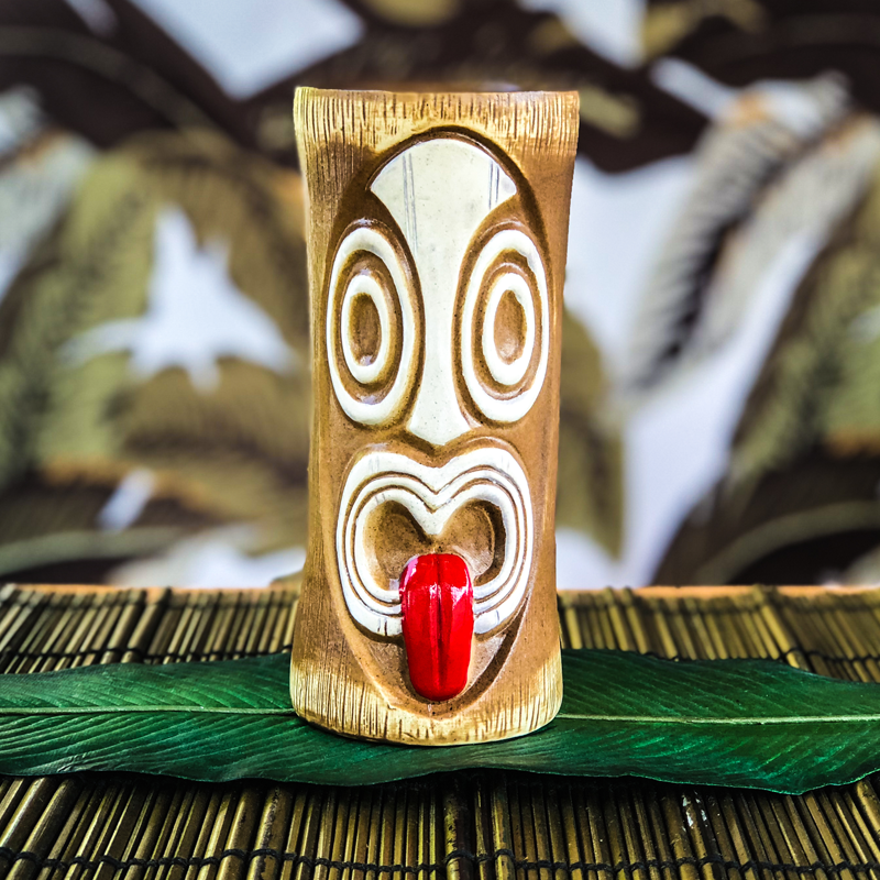 Muntiki Mr. Tiki Replica Mug