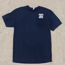 Trader Mort's Classic Navy Tee