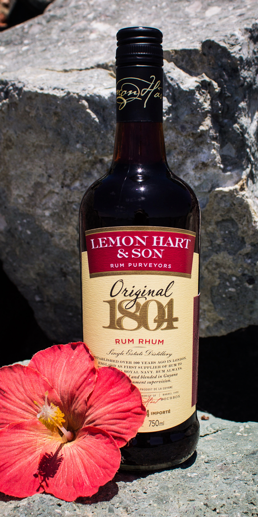 Lemon Heart 80 Proof Rum