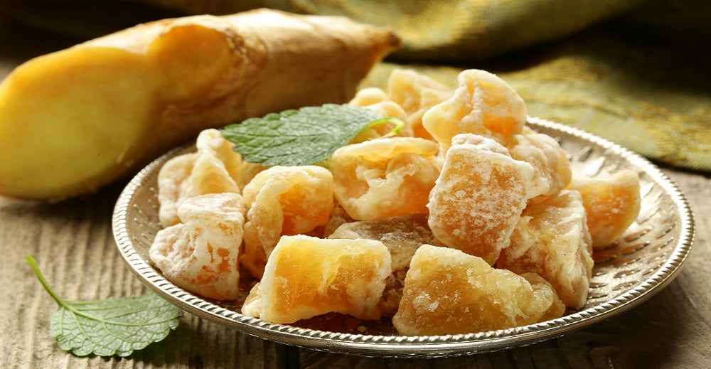 The Benfits of Eating Crystallized Ginger