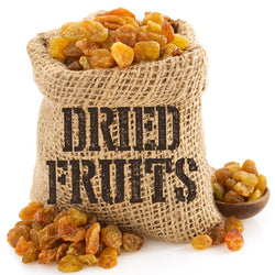 Organic Dried Fruits