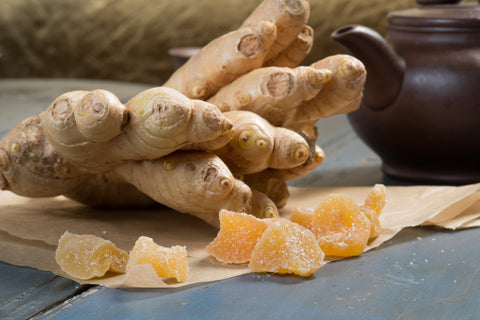 Organic Crystalized Ginger
