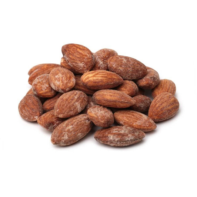 Organic Almonds Roasted Salted