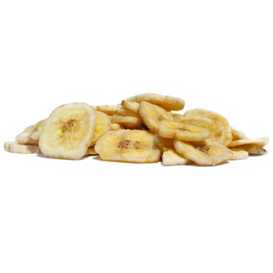 Organic banana chips in bulk