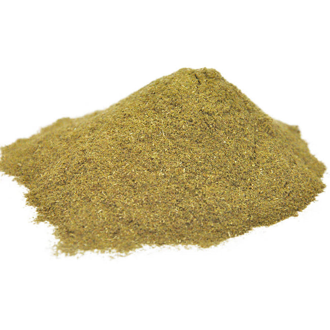 Organic basil powder in bulk