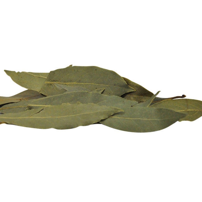 Organic bay leaves in bulk