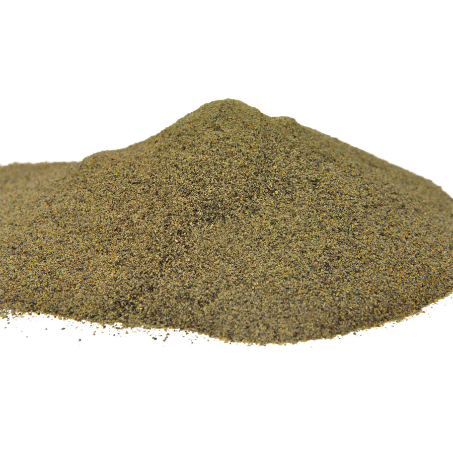 Organic black pepper in bulk
