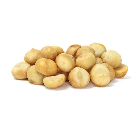 Organic Dry Roasted Macadamia Nuts
