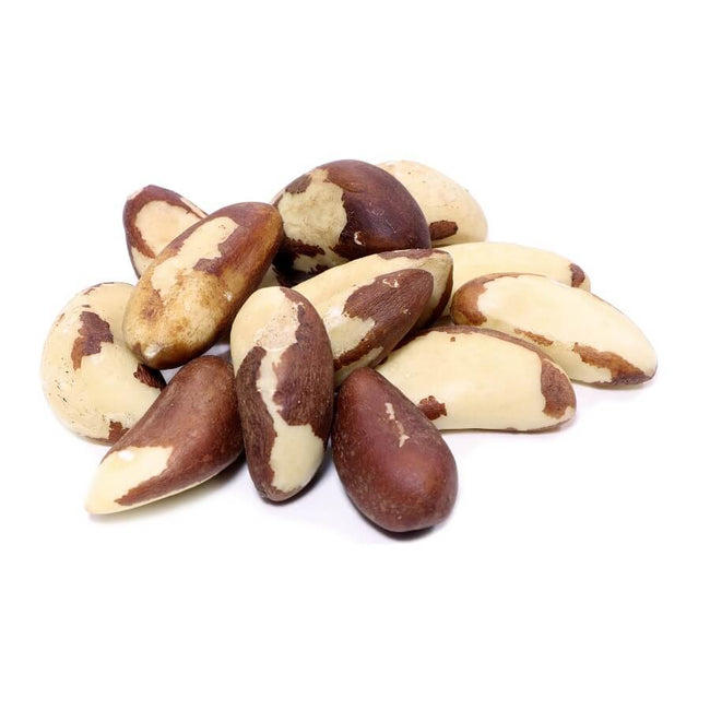 Organic Brazil Nuts Roasted Salted