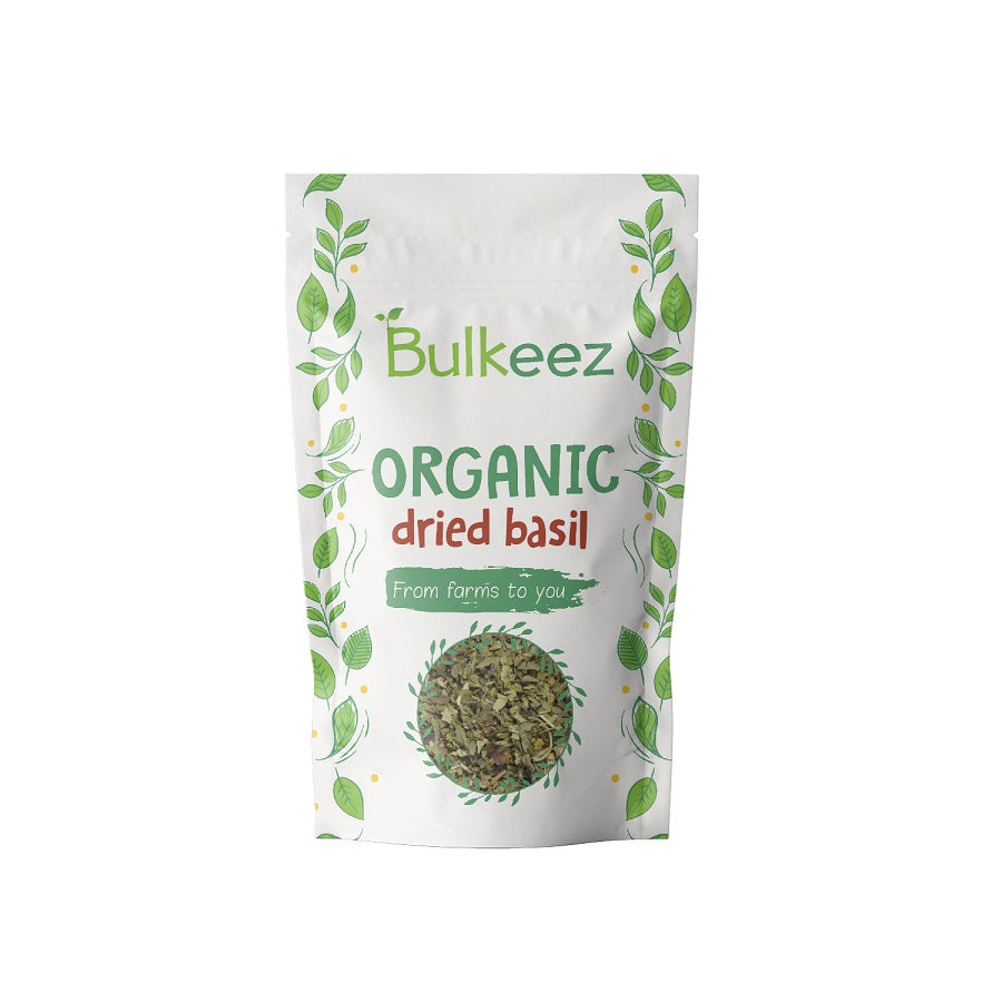 Organic Dried Basil