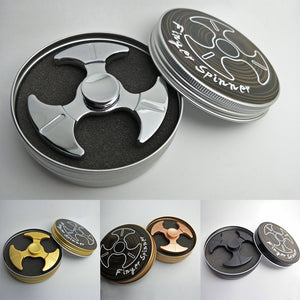 Hammer Head Tri Spinners