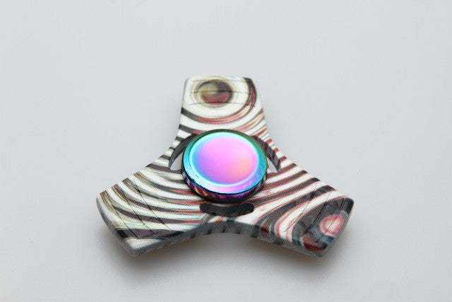 Patterned Kayto Spinners