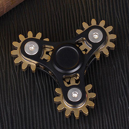 Triple Geared Spinners