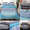 Bohemia Style Duvet Cover  &  Pillowcase Set