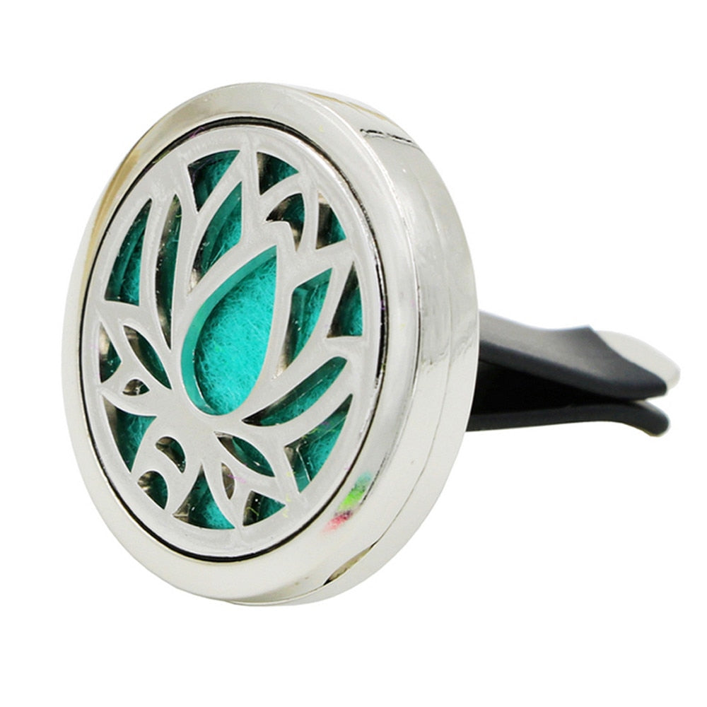 Lotus Tree of life Essential Oil Diffuser for Car