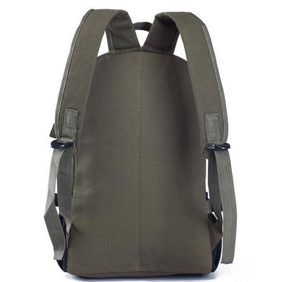 Canvas Travel Rucksack - 3 Colors