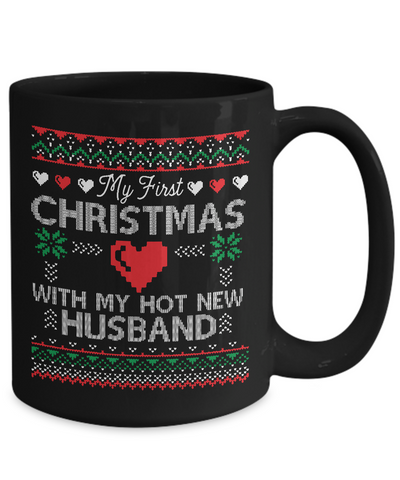 My First Christmas with my Hot New Husband