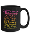 Valentine's Day Gift Coffee Mug for Him or Her