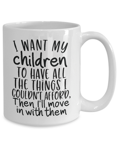Funny Gift for Parent
