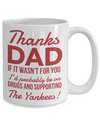 Red Sox Fan Gift for Father's Day 2020