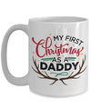 'My First Christmas as a Daddy' Coffee Mug