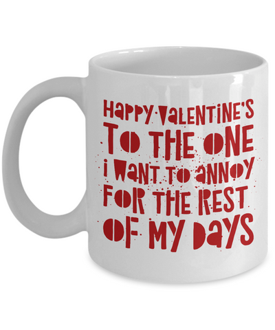 Funny Valentine's Gift for Wife