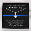 Personalized Mother's Day Gift From Police Officer Son or Daughter